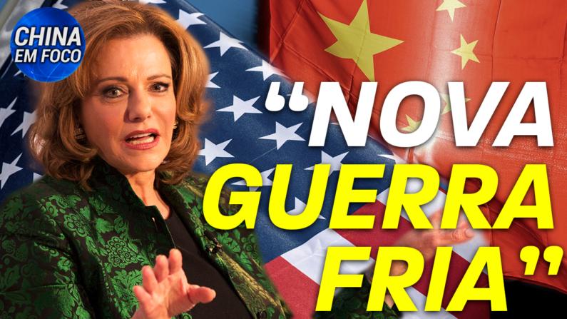 Uma ex-conselheira de segurança nacional dos EUA está alertando sobre uma segunda Guerra Fria.