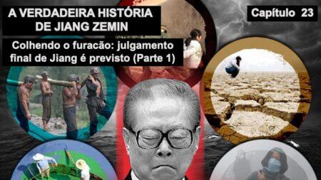 Tudo pelo poder: a verdadeira história de Jiang Zemin – Capítulo 23
