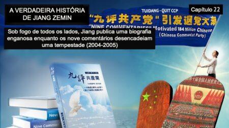 Tudo pelo poder: a verdadeira história de Jiang Zemin – Capítulo 22