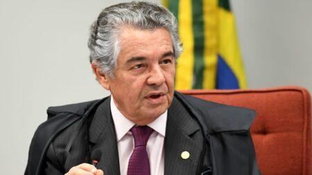 Ministro Marco Aurélio revela voto em Haddad na eleição de 2018