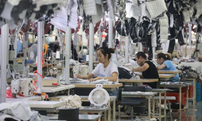 China terá dificuldade em repor a força de trabalho