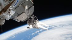 Mamãe astronauta se prepara para a missão SpaceX da NASA, ela ficará 6 meses longe do planeta Terra