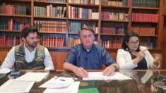 'TCU não viu irregularidades em compra da Covaxin', afirma Bolsonaro