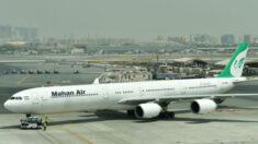 Avião iraniano sancionado pelos EUA por transportar armas para grupos terroristas aterrissa na Venezuela