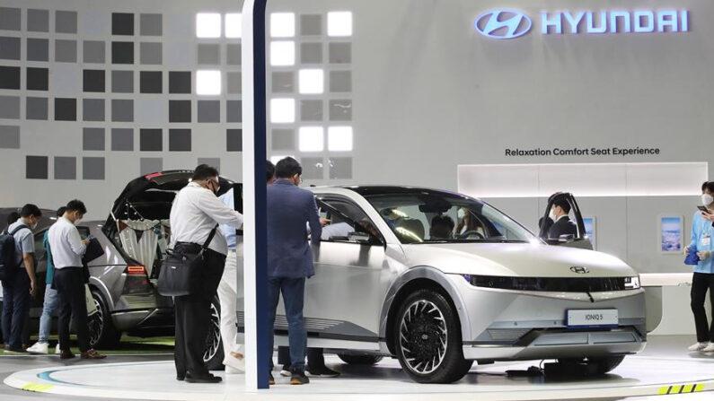 Hyundai interrompe temporariamente as operações nos EUA devido à escassez de chips