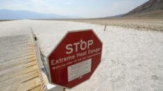 Costa oeste dos EUA sofre onda de calor 'sem precedentes'