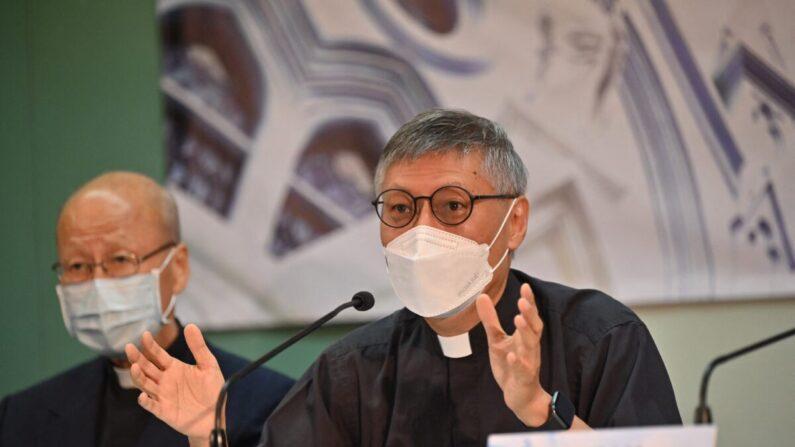 Eleição pelo Vaticano do bispo de Hong Kong marca um curso independente de Pequim