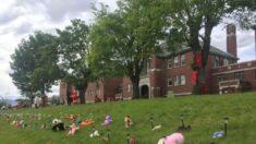 Especialistas da ONU pedem ao Canadá e ao Vaticano que investiguem restos mortais encontrados de 200 crianças indígenas
