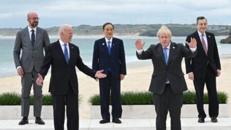Mídia estatal chinesa publica caricatura polêmica zombando do G-7