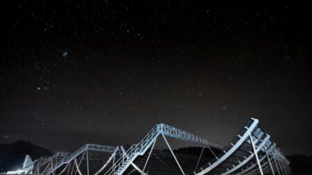 Novo telescópio detecta centenas de sinais de rádio misteriosos, cuja fonte ainda é desconhecida