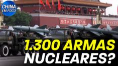 As duas maiores economias do mundo estão de olho na dissuasão nuclear para alvejar uma a outra