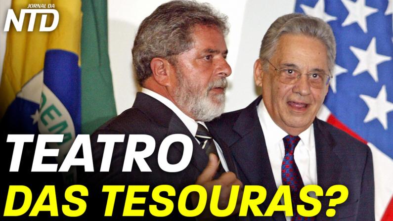 Lula e FHC: Teatro das Tesouras?