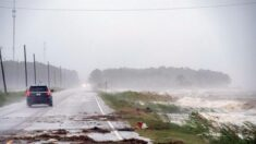 Tempestade tropical Claudette deixa inundações e tornados nos Estados Unidos