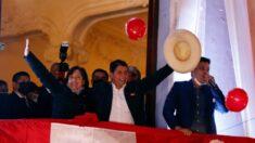Pedro Castillo é proclamado presidente eleito do Peru