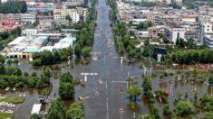 Ajuda é escassa para os afetados pelas enchentes em Henan, de acordo com a população local