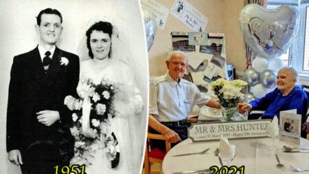 Casados há 7 décadas eles revelam o segredo de um relacionamento feliz e duradouro