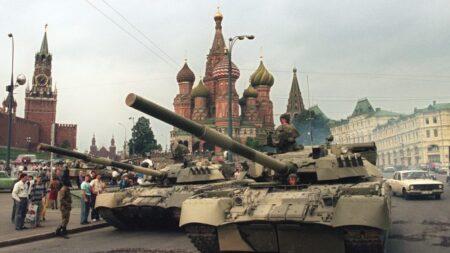 Reformas de Gorbachev e uma ideologia fracassada