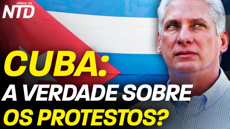 Entrevista exclusiva: ex-diretor do Conselho de Segurança Nacional dos EUA para a América Latina e o Caribe e diplomata comenta os eventos em Cuba