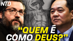 Debate indireto entre Ernesto Araújo e Yang Wanming?