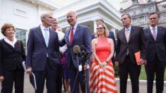 Casa Branca Anuncia Acordo de Infraestrutura 'Bipartidário'