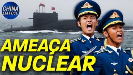 Ameaça nuclear no Mar do Sul da China