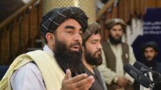 Primeira conferência de imprensa do Talibã: 'Vamos formar um governo inclusivo'