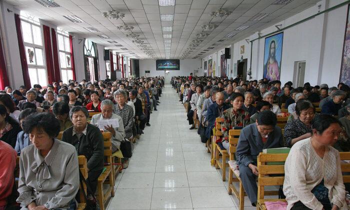 Guerra da China contra os Cristãos