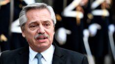 Promotor denuncia presidente da Argentina em festa durante quarentena