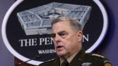 Gen. Mark Milley: Ninguém poderia ter previsto que governo afegão entraria em colapso em 11 dias
