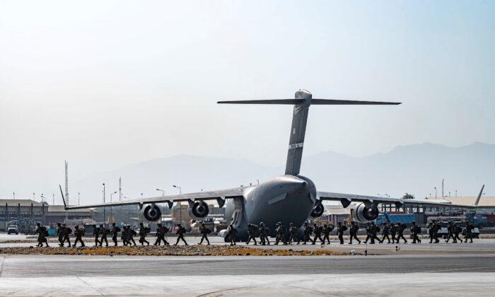 McCarthy diz que 'não há maneira possível' de evacuar todos os americanos de Cabul até 31 de agosto.