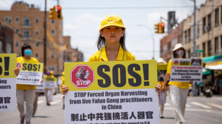 'Assassinato comercializado' na indústria de transplante de órgãos da China deve acabar, afirma oficial do Reino Unido