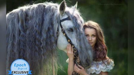 Fotógrafo russo captura os momentos mais majestosos entre humanos e cavalos