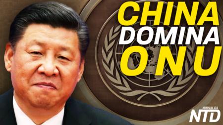 Xi Jinping, o líder do Partido Comunista Chinês, discursou na ONU