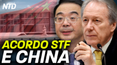 Relembre: acordo do STF e a China