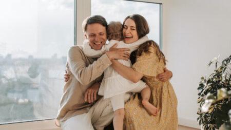 O amor da família é a base da civilização