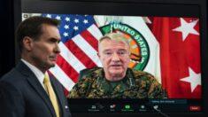 Militares dos EUA: dez civis mortos em ataque aéreo em Cabul