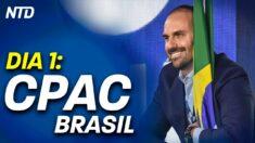 CPAC Brasil: Bolsonaro, Mário Frias, Nikolas Ferreira, Augusto Nunes
