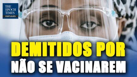 72 mil trabalhadores da saúde serão demitidos em Nova Iorque por causa do mandado de vacinação