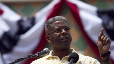 Mundo livre agora enfrenta um 'novo eixo do mal', adverte Allen West