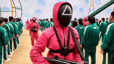 Round 6: Questões jurídicas envolvem série febre da Netflix
