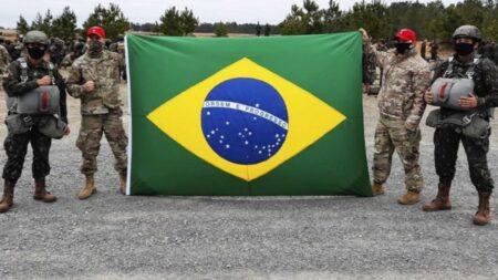 PSOL entra com ação no STF para barrar exercícios militares entre Brasil e EUA